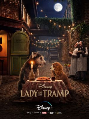 Леди и Бродяга / Lady and the Tramp (2019)